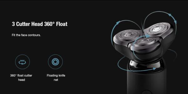 Xiaomi Afeitador Inalámbrico S500