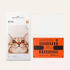 papel para mi portable photo printer