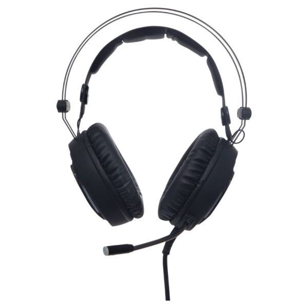 Audífono Gamer VSG Arkan Negro VERTICAL