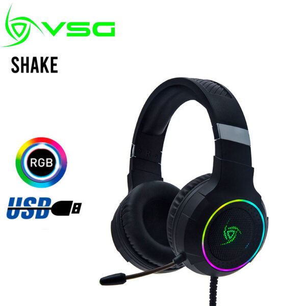 Audífono Gamer VSG SHAKE