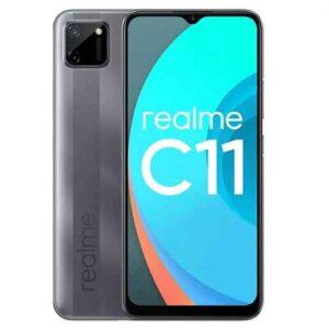 realme c11 frontal