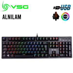Teclado Mecánico Gamer VSG ALNILAM